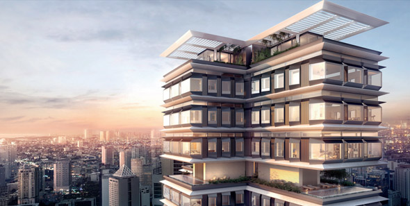 The Estate Makati by SMDC and Federal Land